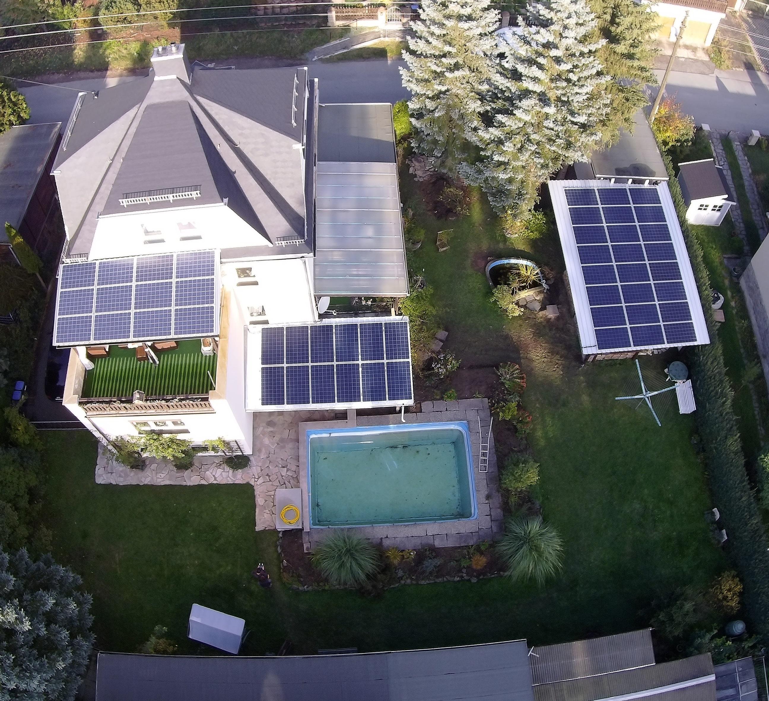 photovoltaikanlage mit tesla speicher 9 54 kwp tisiba green energy. Black Bedroom Furniture Sets. Home Design Ideas